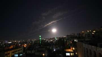 Русия обвини Израел за въздушните удари край Дамаск