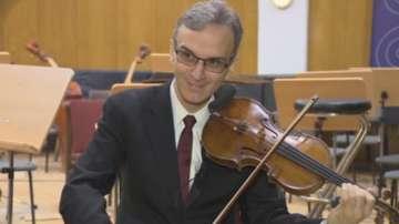 Големият цигулар Гил Шахам: Обожавам българската музика!