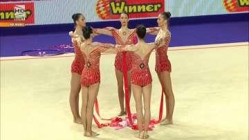 Гледайте по БНТ финала на Европейското първенство по художествена гимнастика