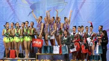 Ансамбълът на България  спечели златния медал в  многобоя на Световната купа