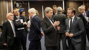 Външните министри на ЕС в София обсъдиха ситуацията в Сирия