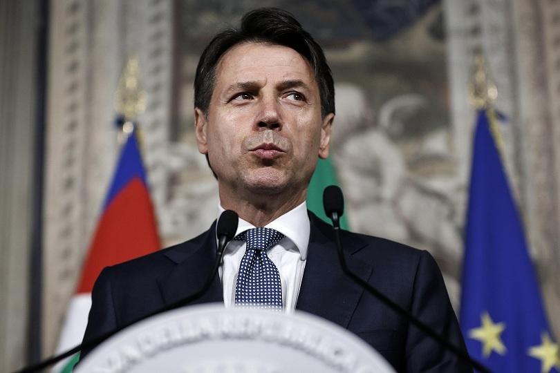 Конте: Подновяването на санкциите на ЕС срещу Русия не трябва да е автоматично
