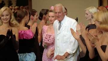 Почина френският моден дизайнер Живанши