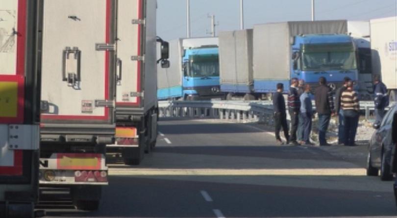 На границата с Република Гърция поради очакваното влошаване на метеорологичната