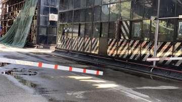 Започна възстановяване на сградата на ГКПП-Златарево