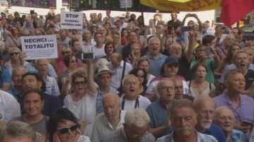 Чешки кинодейци започват гладна стачка в деня на годишнината от Пражката пролет