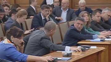 Депутатите се очаква да изберат днес нов председател на парламента