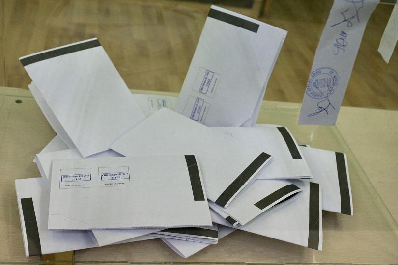 ЦИК: Пет партии ще имат евродепутати