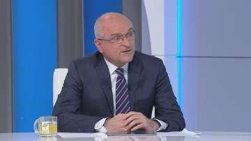 Димитър Главчев след КСНС: Външните рискове са основното притеснение