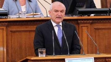 Димитър Главчев подаде оставка като председател на НС