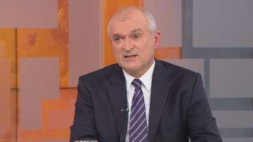 Димитър Главчев: Oт ГЕРБ сме абсолютно последователни