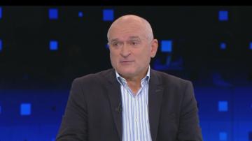 Димитър Главчев: Бюджетът за догодина е още от същото, но в повече