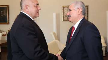 Премиерът Борисов се срещна с главния прокурор на Турция