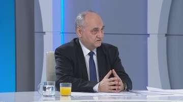 Глинка Комитов: Нулев е финансовият ефект от пръстовия идентификатор