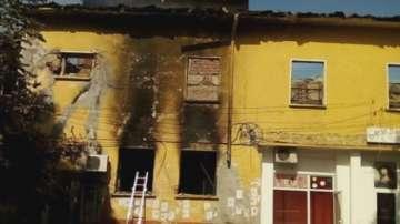 Изгоря покривът на читалището в село Гложене