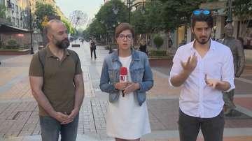Измамници събират дарения на улицата, преструвайки се на глухи