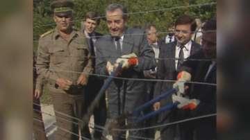30 год. от срязването на желязната завеса между Унгария и Австрия