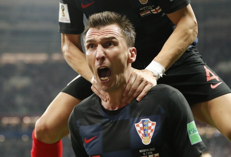 хърватия отива финал франция световното първенство русия снимки