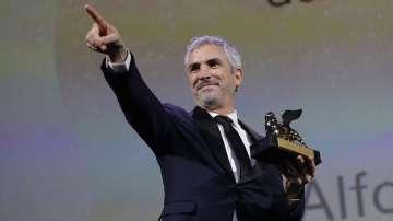 Награда Златен лъв за филма Рома на режисьора Алфонсо Куарон