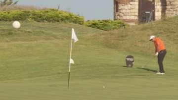 Ръсел Бери спечели международния голф турнир край Варна