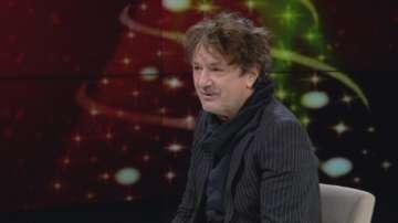Горан Брегович пред БНТ: За музиката, празниците и бъдещето на идеалния свят