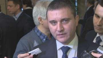 Горанов: За съвместно управление между ГЕРБ и БСП и дума не може да става