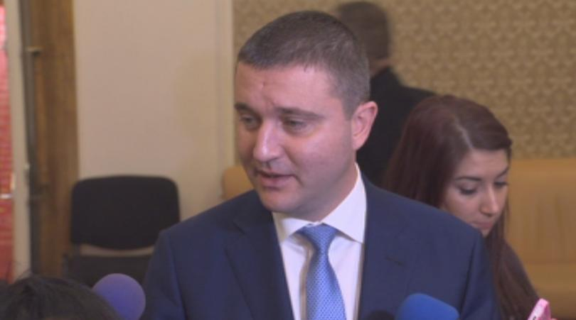Финансовият министър Владислав Горанов няма притеснения да бъде разсекретен докладът
