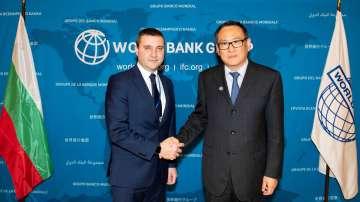 В София ще бъде открит офис за споделени услуги на Световната банка