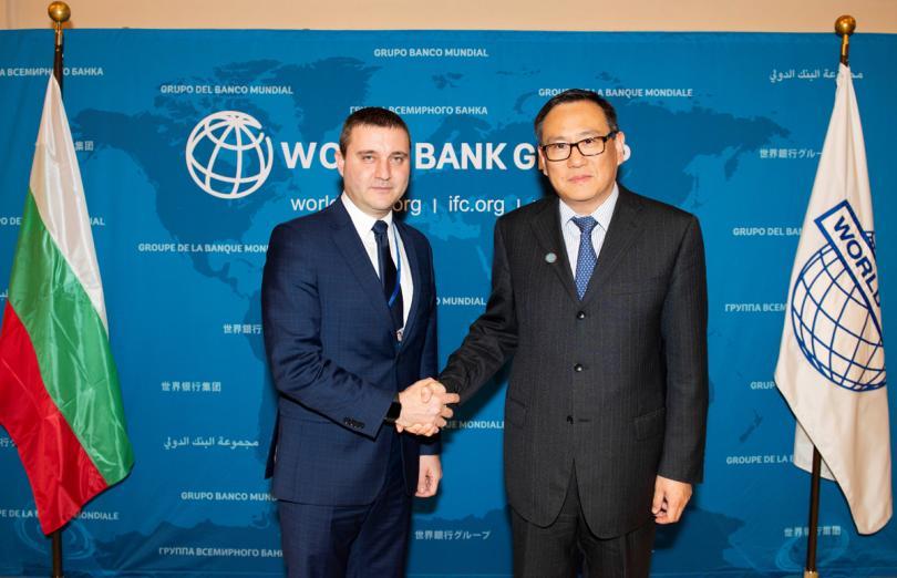 Офис за споделени услуги на Световната банка ще бъде открит