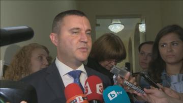 Горанов: Отчетът за септември показва 150 млн. лева повече приходи в бюджета