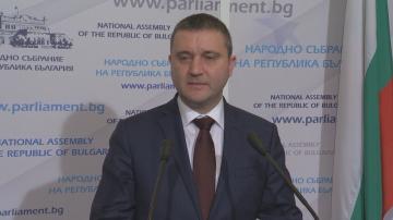 Горанов: Има политически консенсус България да бъде приета в еврозоната