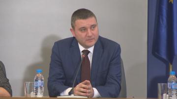 Министър Горанов обсъди Наредба Н-18 с бизнеса