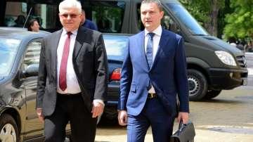 Владислав Горанов прие официално поста от Кирил Ананиев