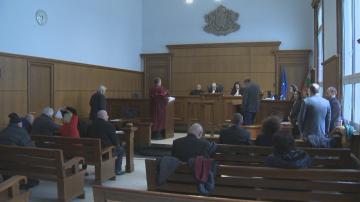Отложиха делото срещу оправдателните присъди за Горни Лом