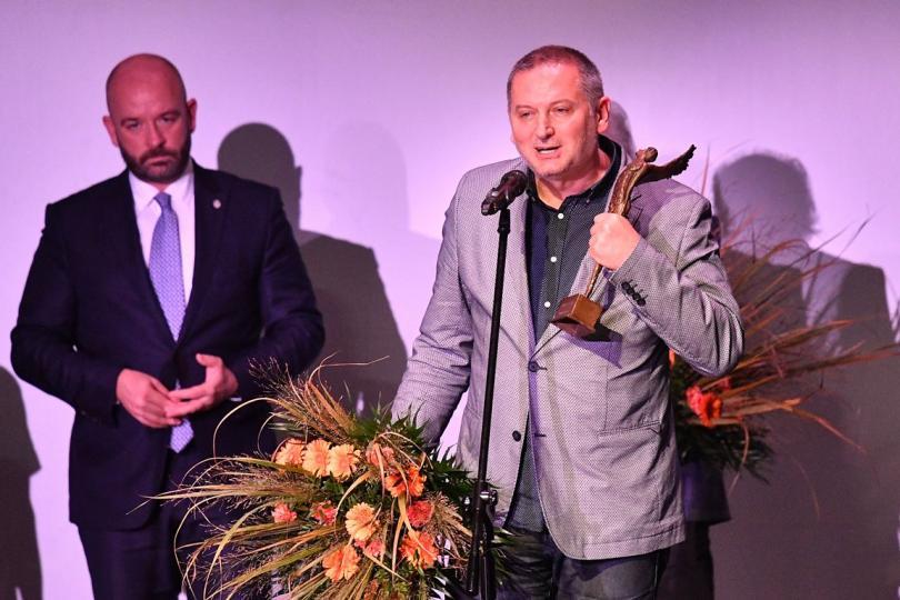 Снимка: Георги Господинов спечели една от най-големите европейски награди за литература