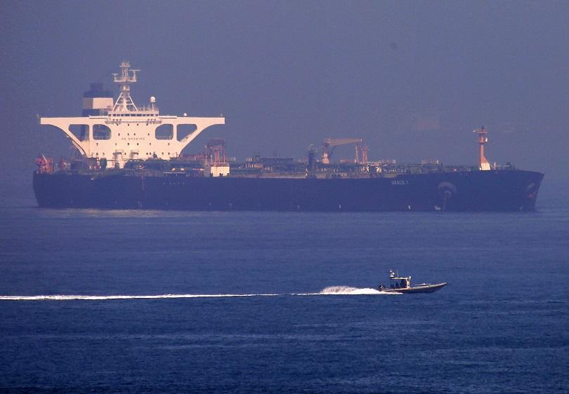 Снимка: Гибралтар отказа да удължи задържането на иранския танкер