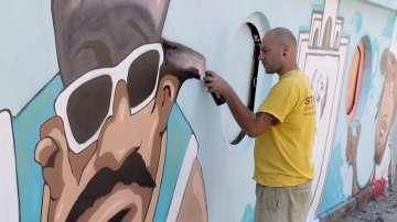 Двудневен графити фест събира в Търговище млади таланти от цялата страна