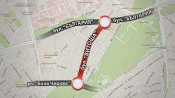 Нови четири тапи в центъра на София през лятото
