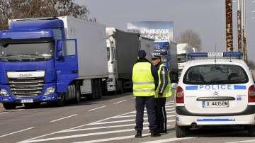 Всички гранични пунктове с Гърция са отворени