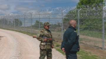 Готова е оградата на границата ни с Турция край Ямбол