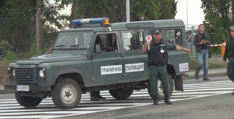 гранични полицаи смолян върнаха гръцките власти иракчани