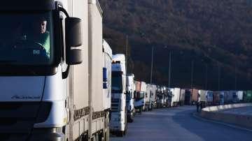 Пропускат до 16.00 часа тежкотоварни автомобили през Кулата-Промахон