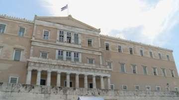 МВФ опроверга информацията, че се оттегля от гръцката спасителна програма