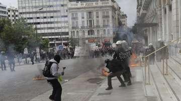 Стачки парализираха Гърция