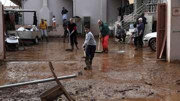 Намериха тялото на 20-атa жертва на наводненията в Атина