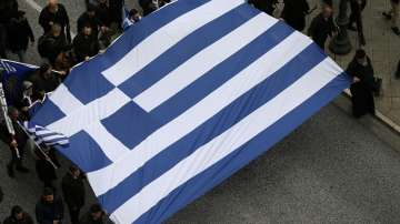 От нашите пратеници: Извънредни мерки за сигурност преди протеста в Атина
