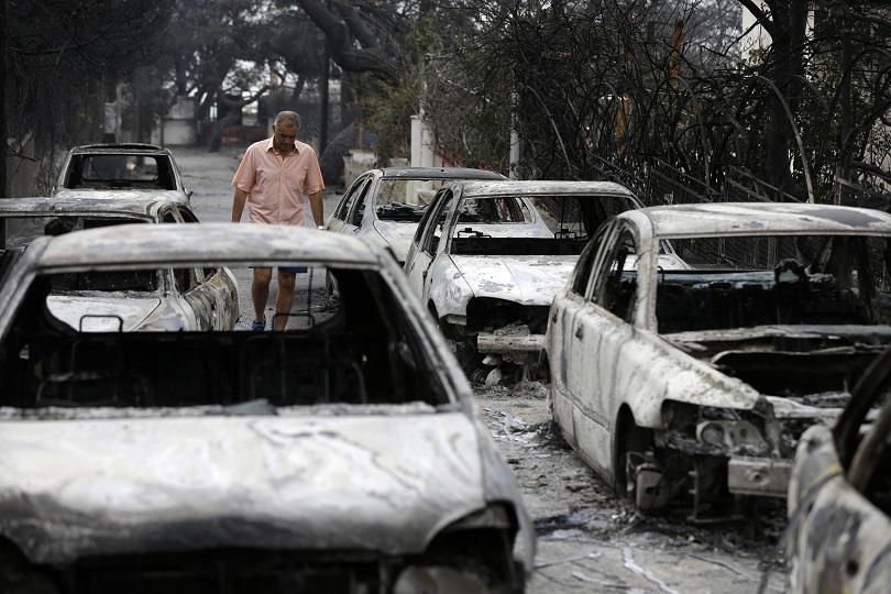 Премиерът Борисов предложи помощ за засегнатите от пожарите райони в Гърция