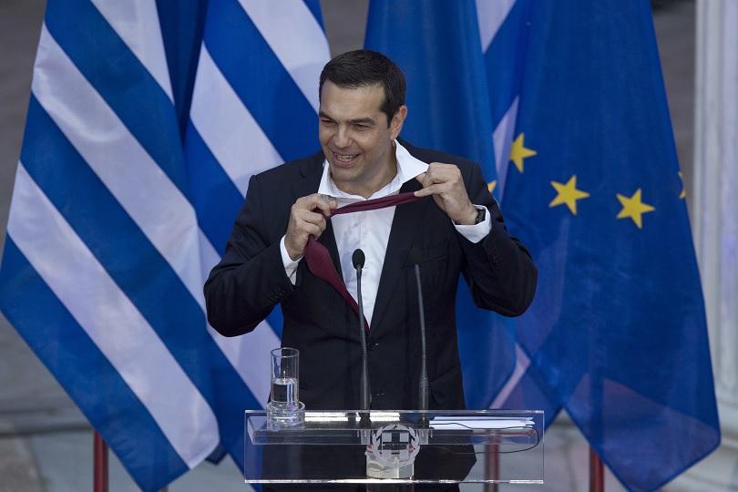 След 8 години финансова криза Гърция успешно излезе от спасителната