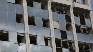 Бомбено нападение срещу една от най-големите гръцки телевизии