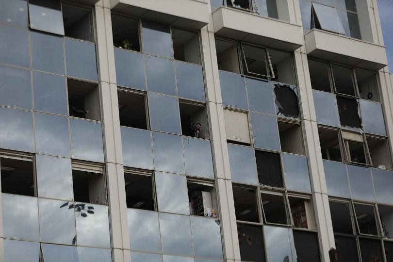 В Атина беше извършено бомбено нападение срещу телевизия
